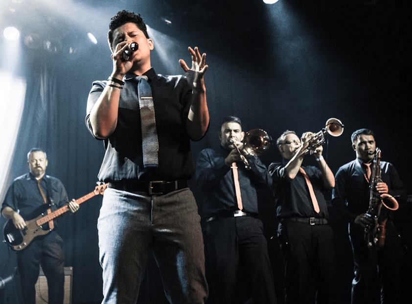 Queer As Funk will be just one of the many performers entertaining at Canada Day on Robson.