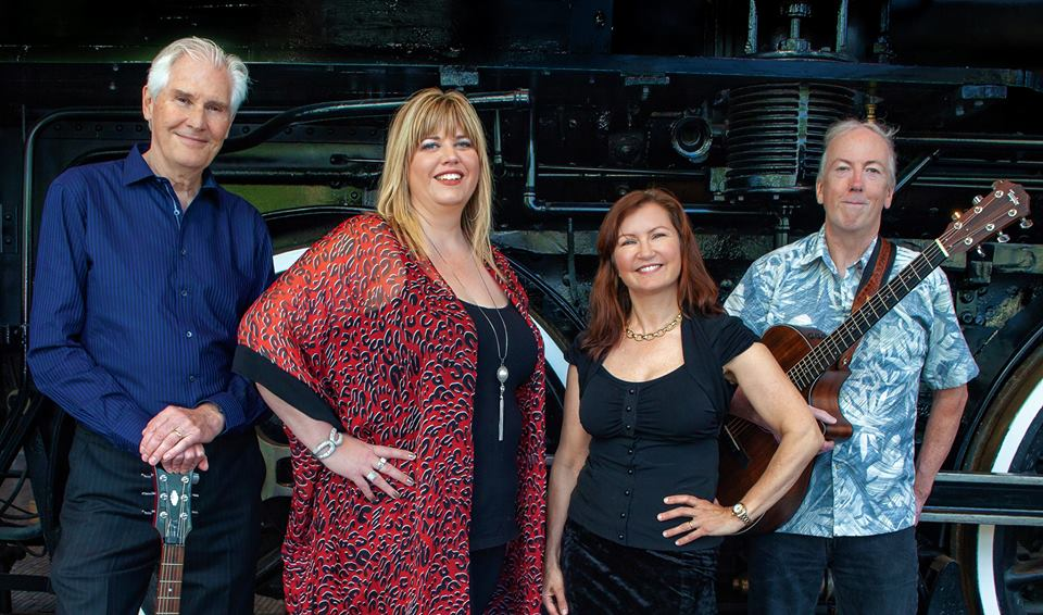 The Blue Mistral Quartet appears Thursday, September 19 at Jazz on the Bay at The Sylvia Hotel.