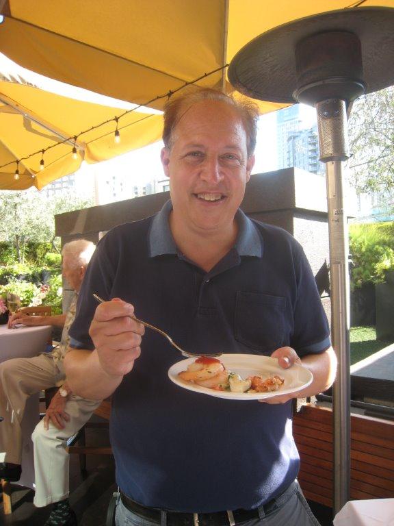 Tasting Plates Richard Wolak.