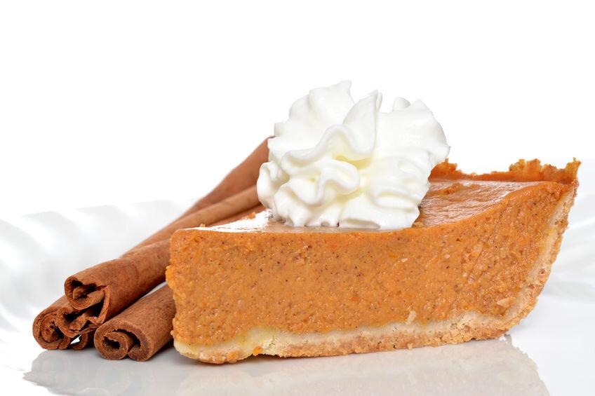 … or a tasty pumpkin pie …