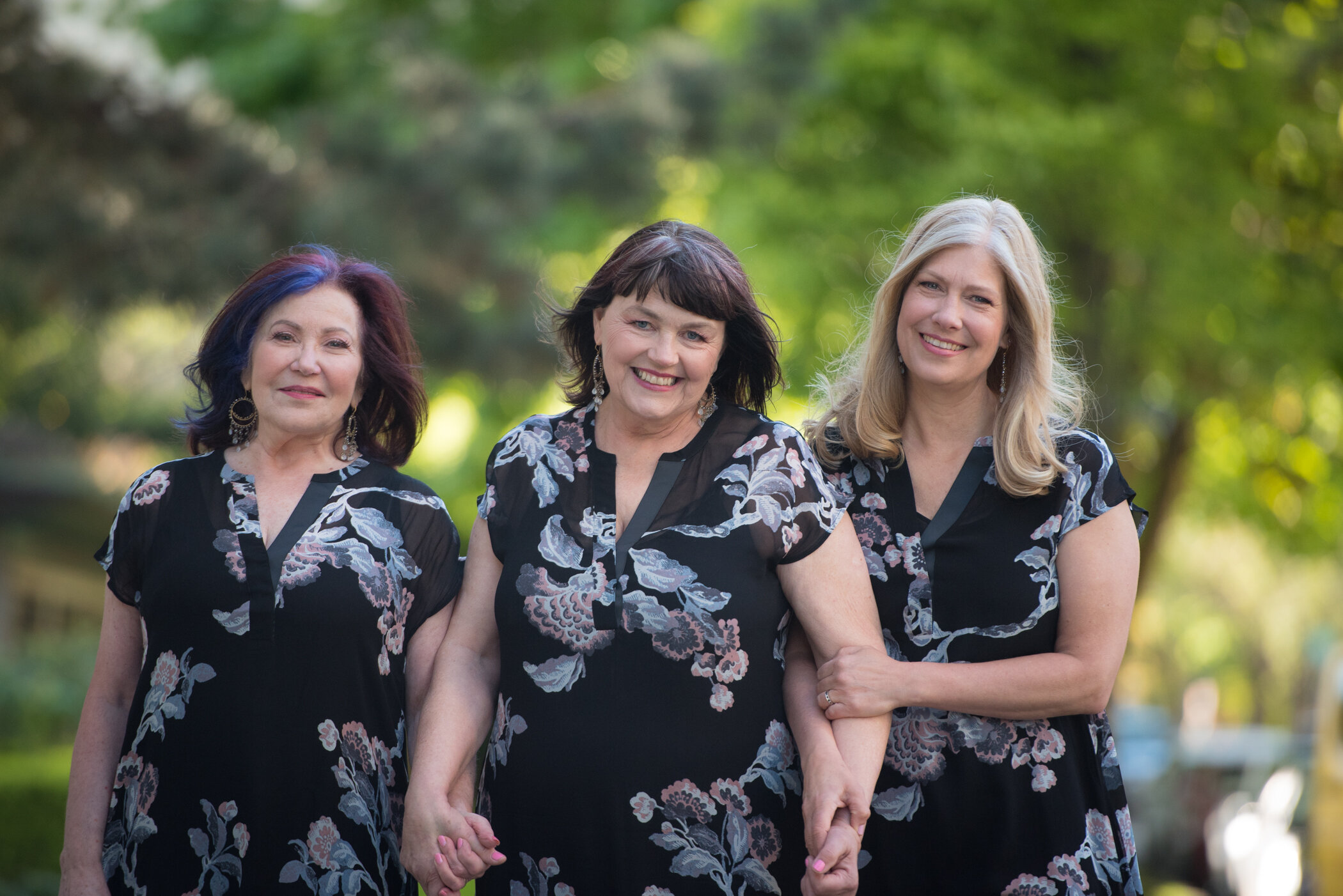 The Hot Mammas are at Jazz Vespers October 6 and at The Sylvia October 23.