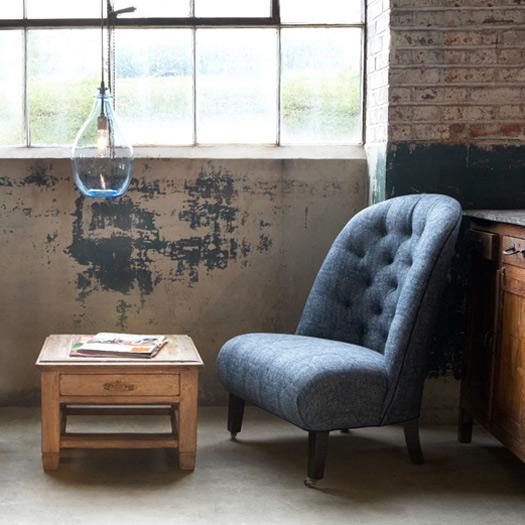 Albita Slipper Chair