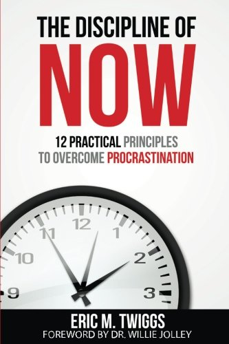 Eric presents his new book, The Discipline of Now!   You'll be inspired to maximize your time, minimize your stress, and break the habit of procrastination so that you operate in your divine calling! Get your copy today!