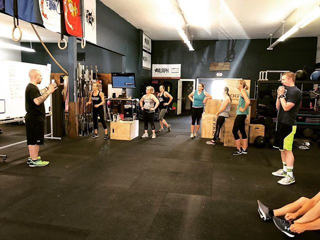 Josh explains what the workout @crossfit #crossfit We believe that everyone wants to be fitter deep down, but not everyone knows how to do it. People who train here at HCF just show up and we coach them! Tag someone who just needs a coach!