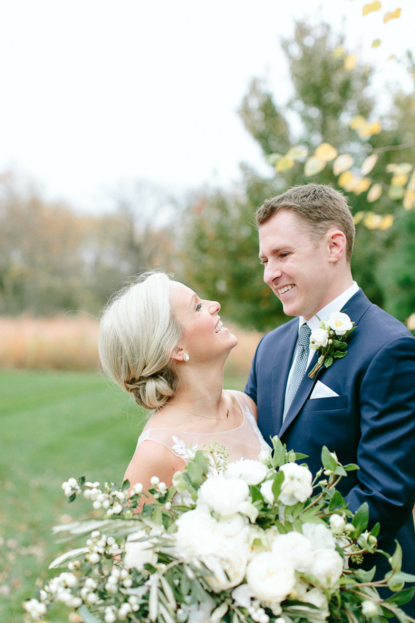 The Original Lake Geneva Necklace by Kerry Gilligan for a wedding at Lake Geneva // Photography by Carl McCray