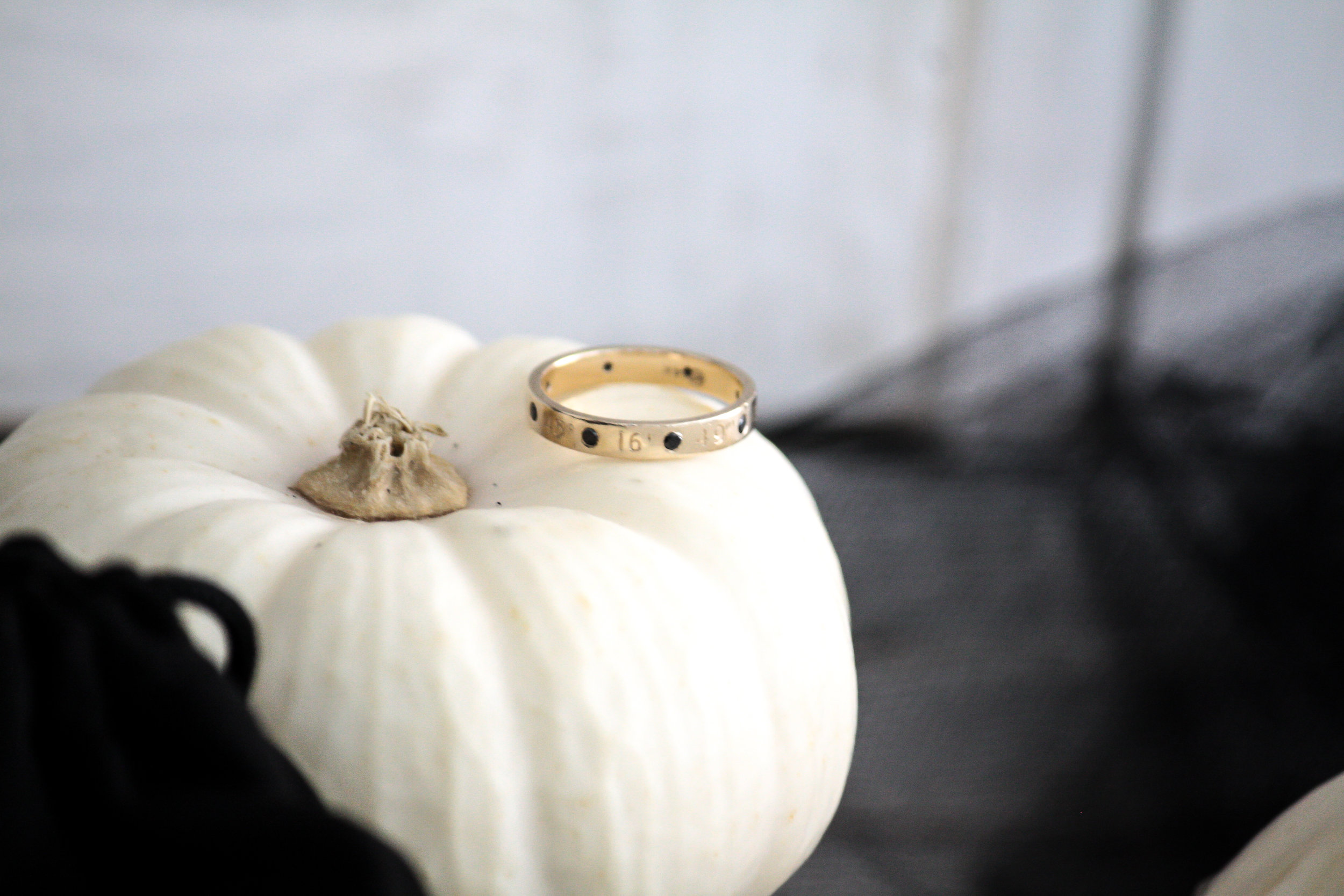 Coordinates Ring by Kerry Gilligan