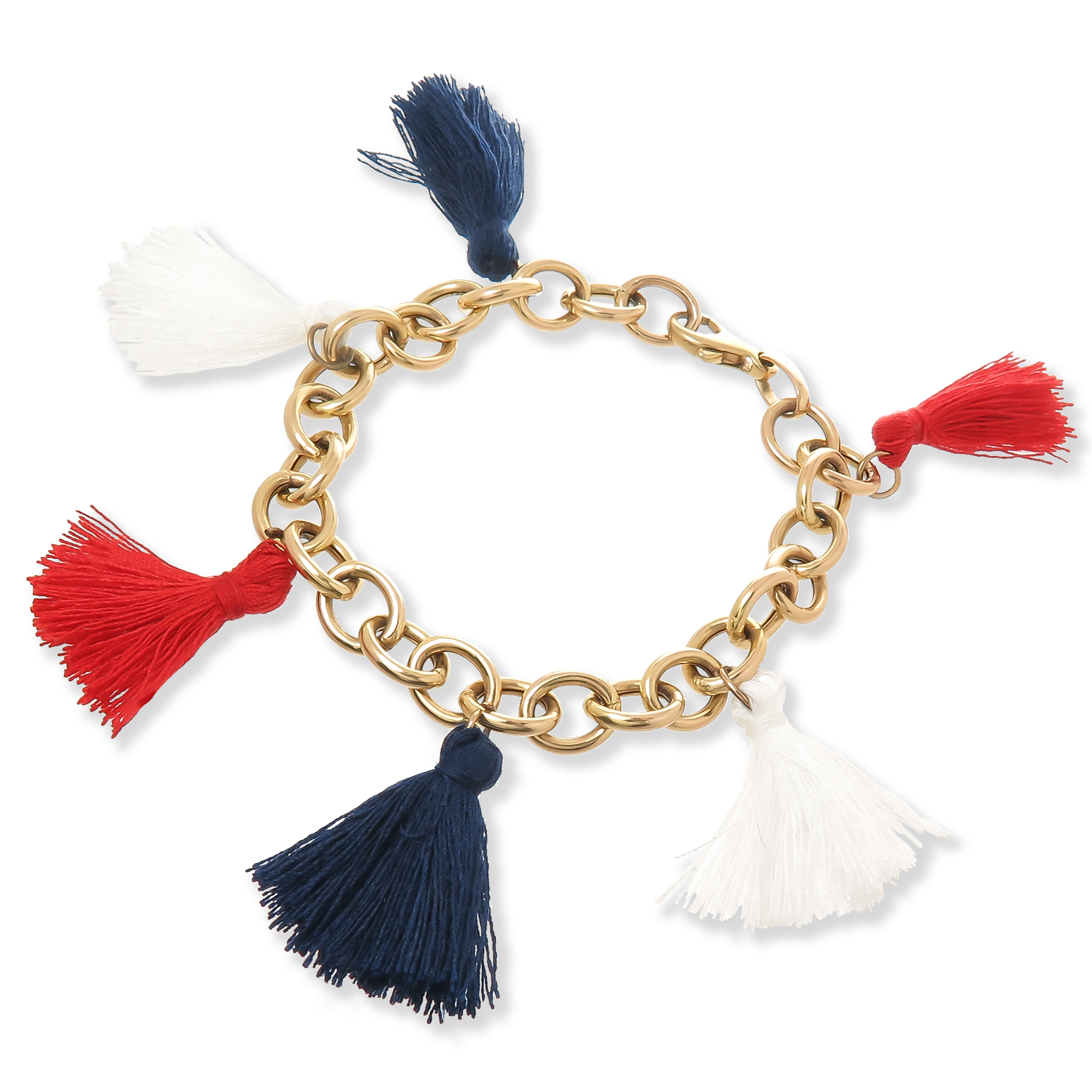 14k-yellow-gold-vintage-link-bracelet-with-red-white-and-blue-tassles-kerry-gilligan.jpg