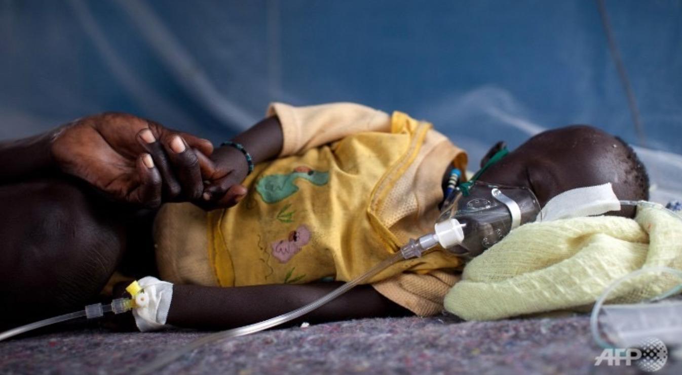 AFP PHOTO/ MSF/ Nichole Sobecki