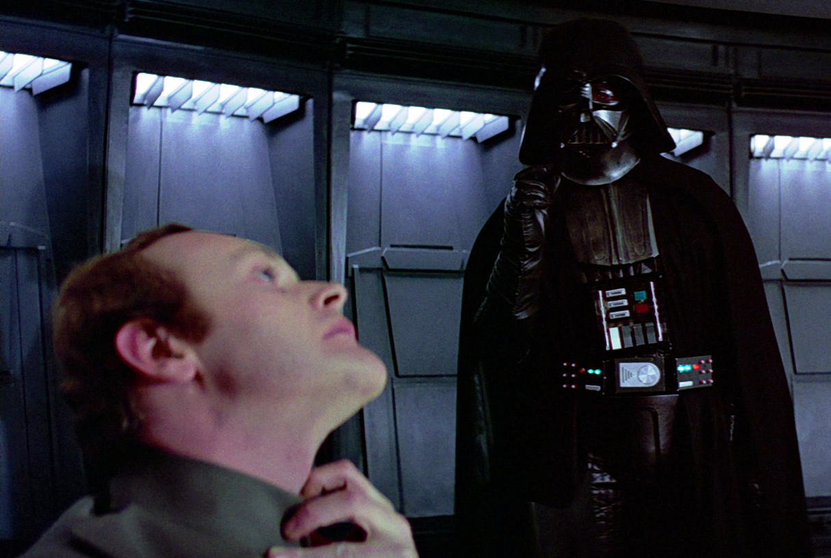 I find your lack of wheezing disturbing...