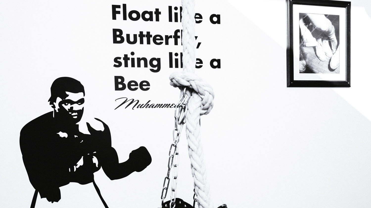 Quote from Mohammed Ali