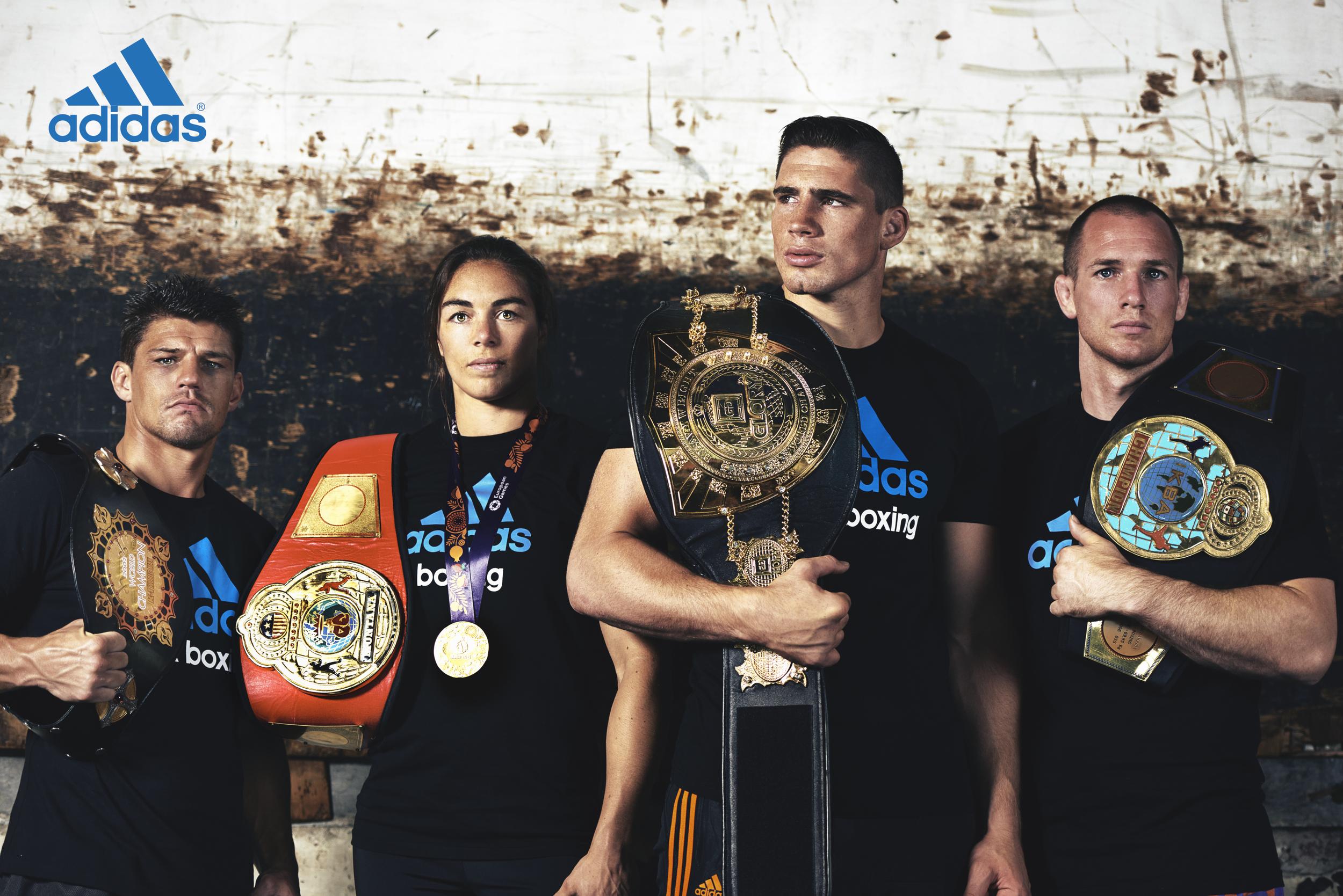 Adidas Boxing NL