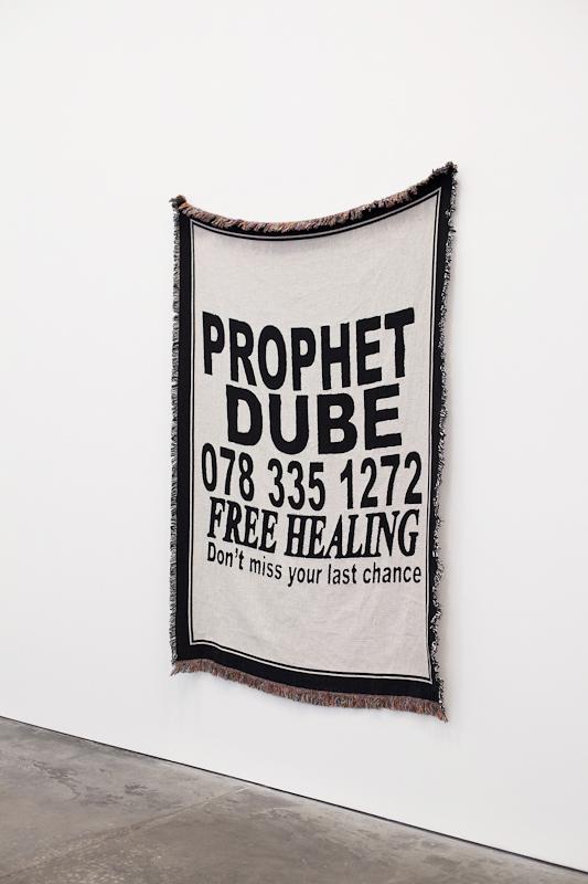 Prophet Dube