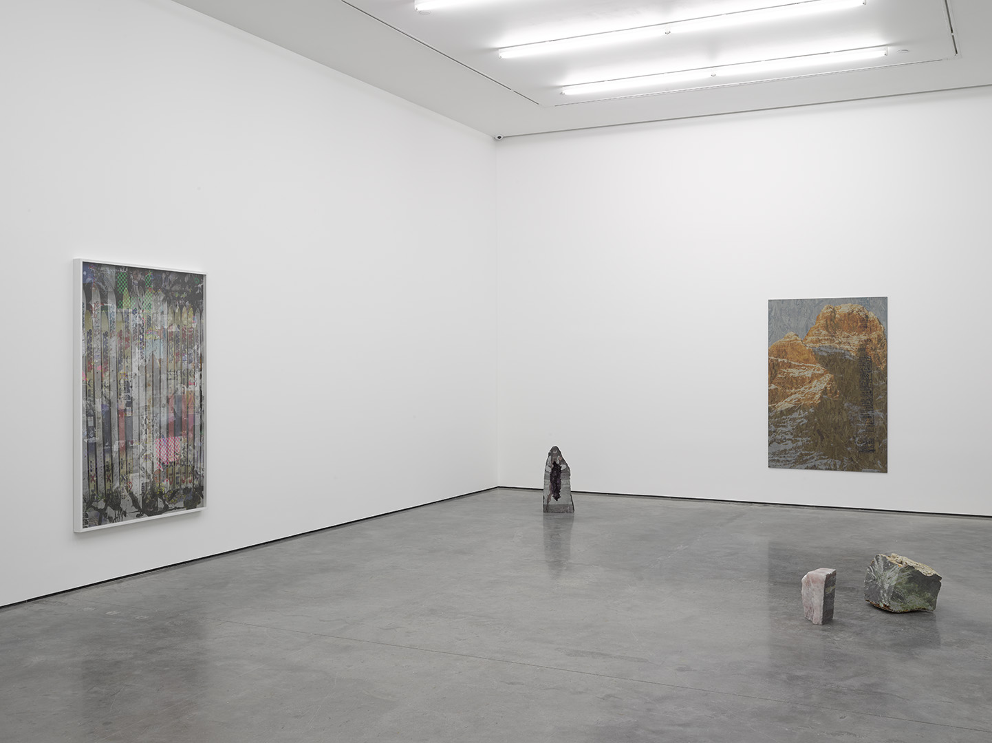 """Inside the White Cube"""