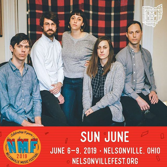 Y'ALL, we'll be playing @nelsonvillefest June 8&9!! We are so pumped! Headliners include @mavisstaples & @deathcabforcutie and tons of bands we like love 🤩🤙 You waited til this very moment to buy your tix, so Link in biooo 😘  #nmf19