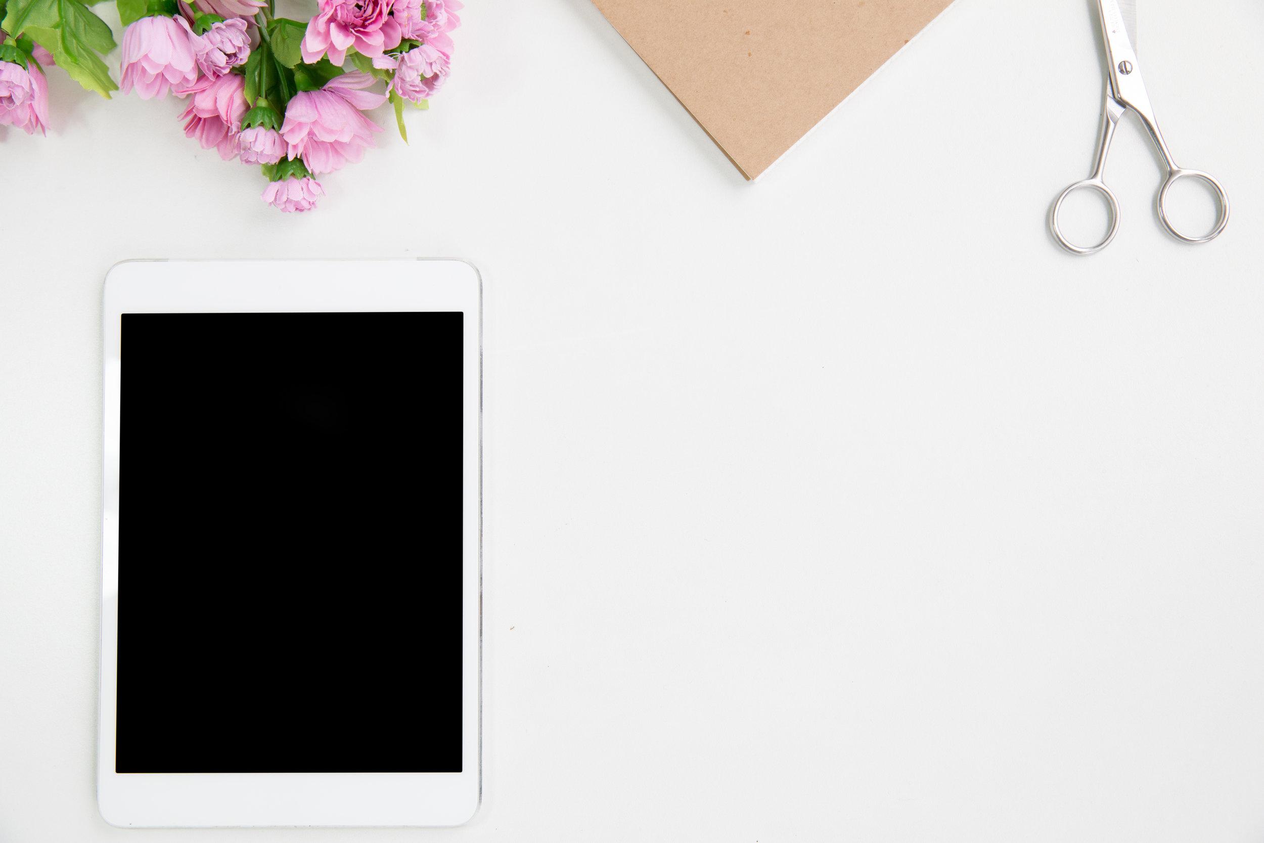 Working on scissor skills on an iPad?? REALLY?