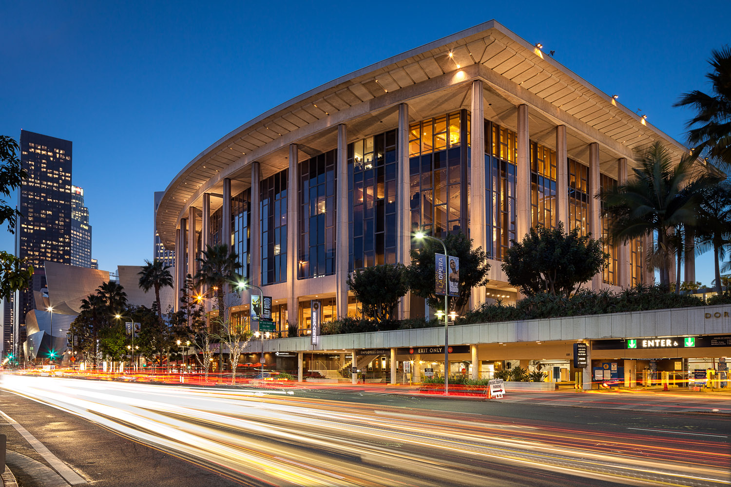 Dorothy Chandler Pavilion - Los Angeles