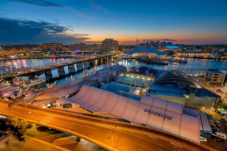 007_Darling Harbor Sunset - Sydney Australia.jpg