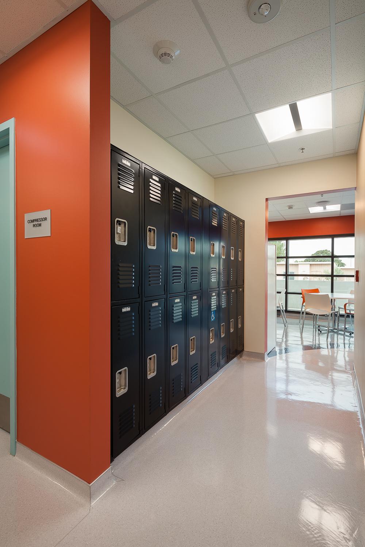San Fernando High School Teen Center