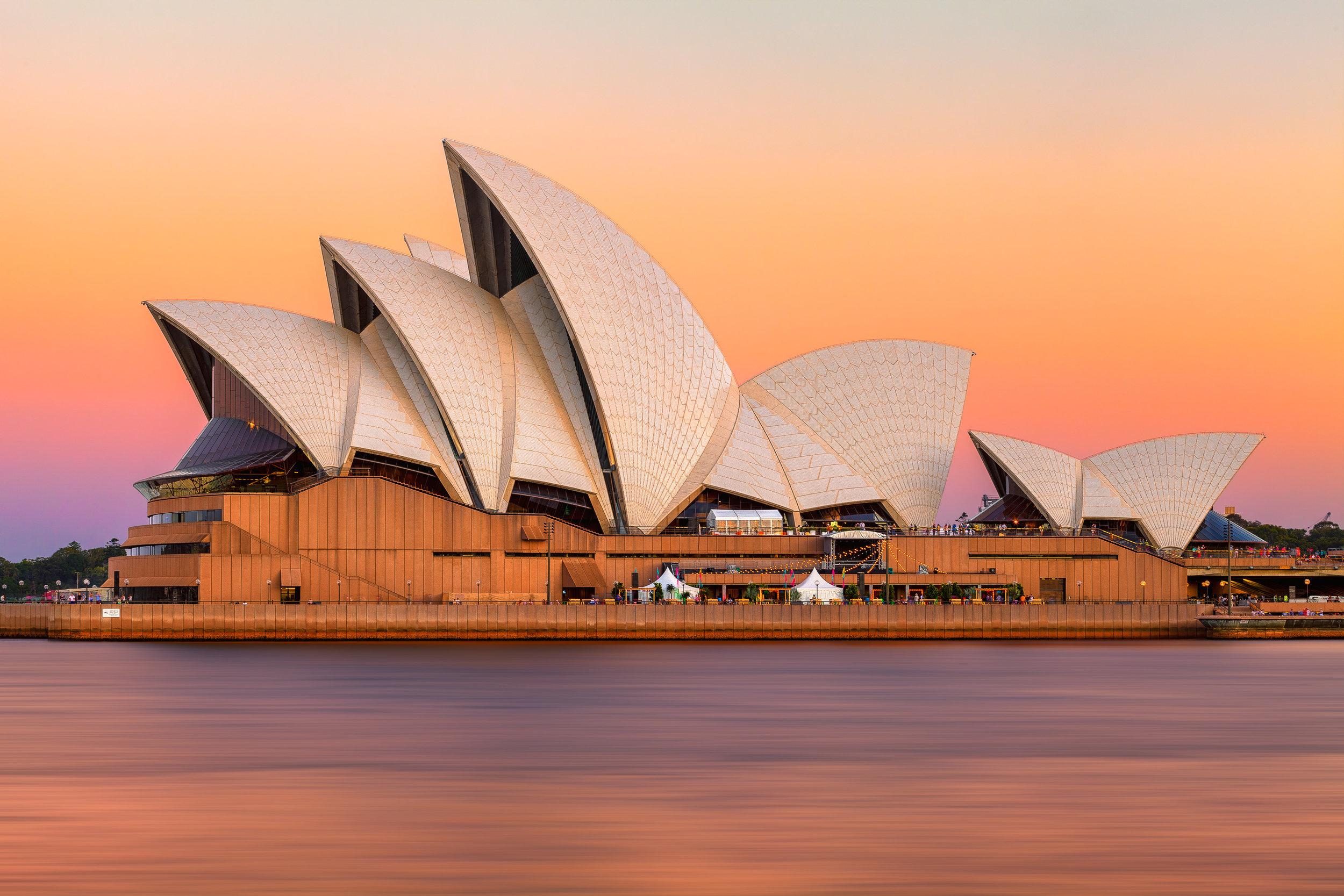 Sydney Opera House at Sunset-001.jpg