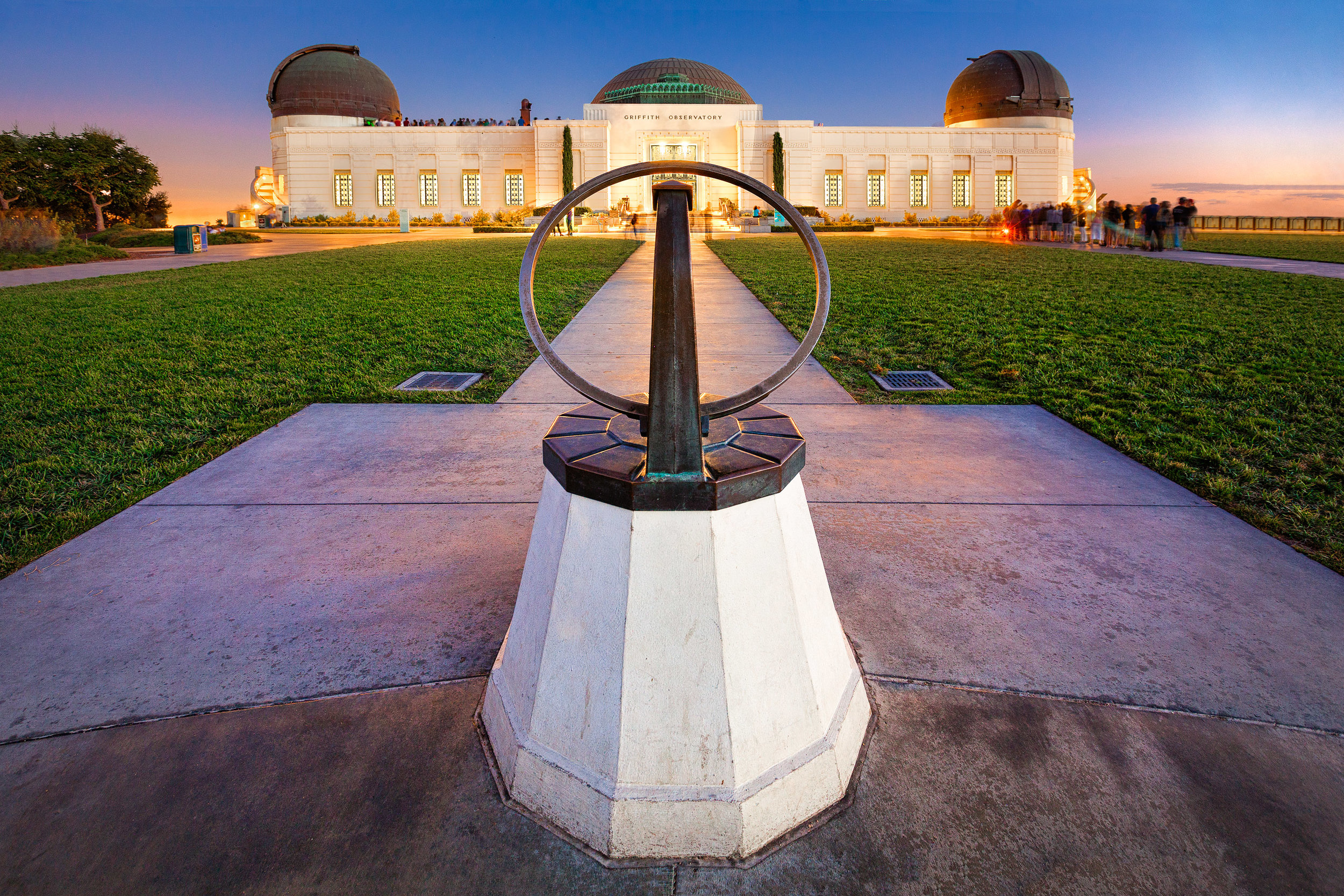 Griffith Observatory- Los Angeles