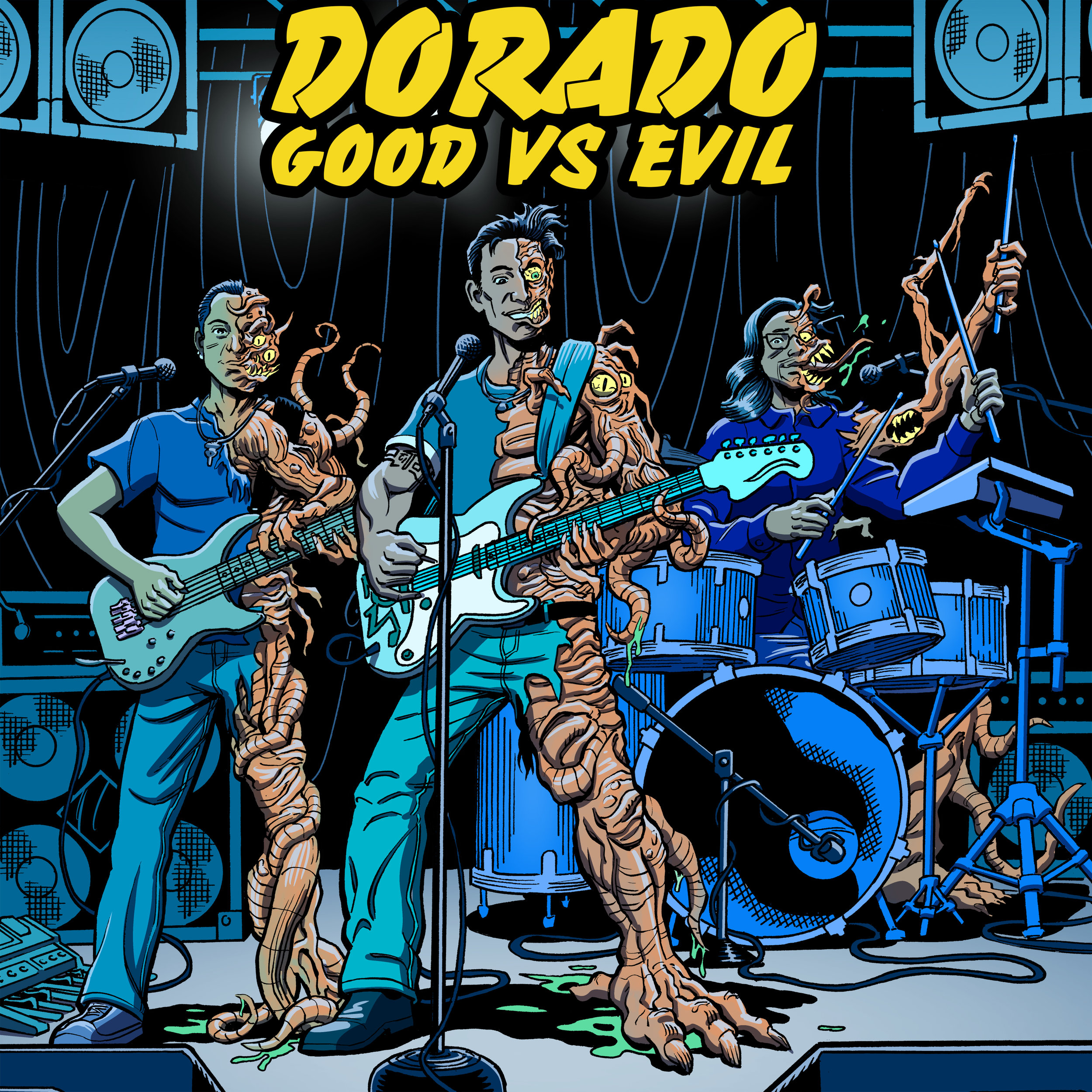 Dorado - Good Vs Evil - coming sept 25th