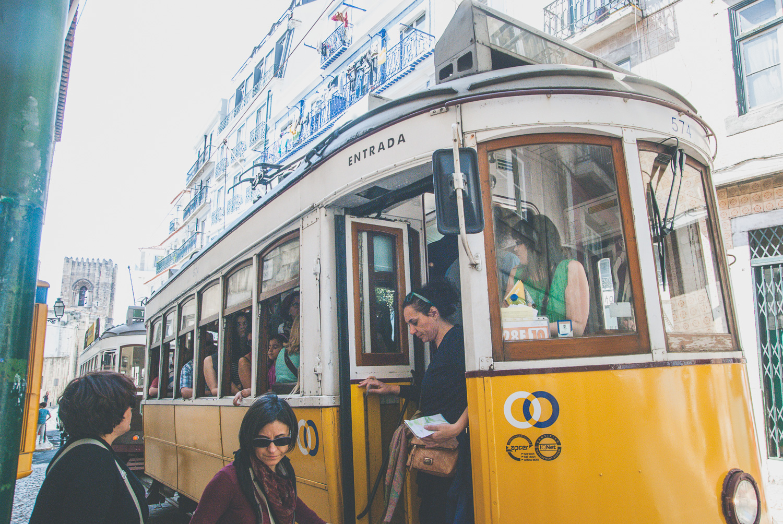 City tramway