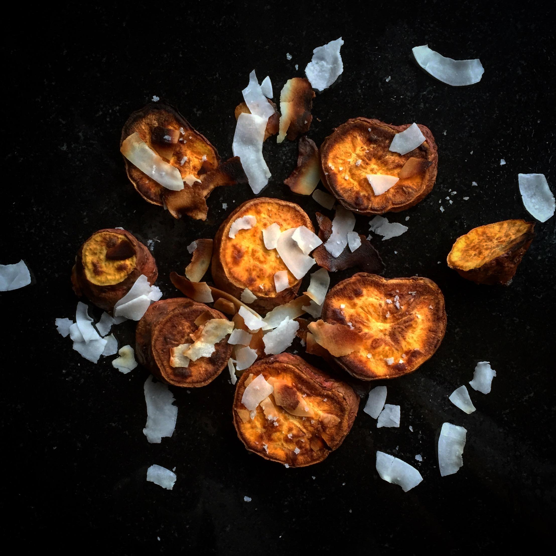 Sweet Potato Coconut