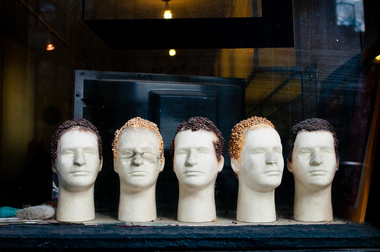 Hipsters in SoHo  , SoHo, New York, NY