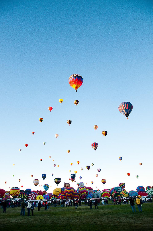 Balloon Fiesta  , Albuquerque, NM