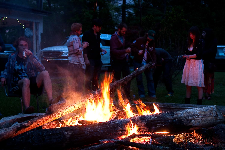 Birthday Fire  , Huntingdon, PA