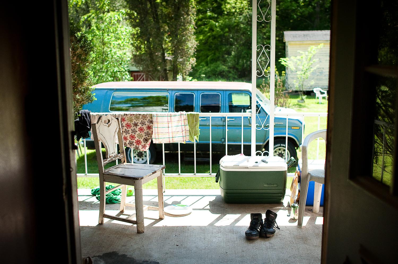 Porch Tableau  , Huntingdon, PA
