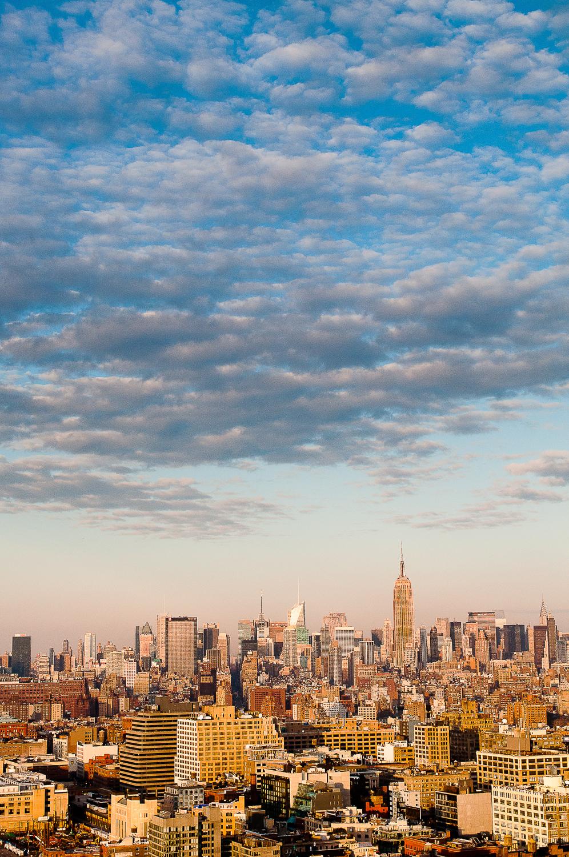 Empire State  , Manhattan, New York, NY