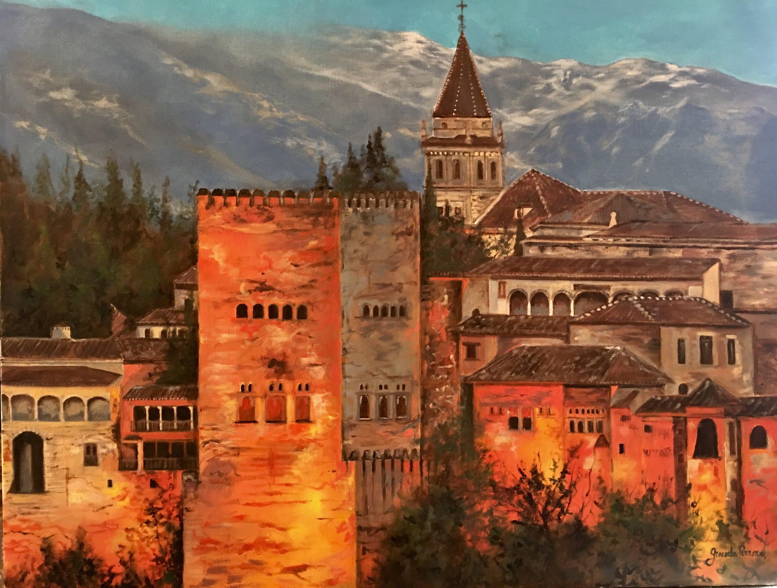 Alhambra - Series