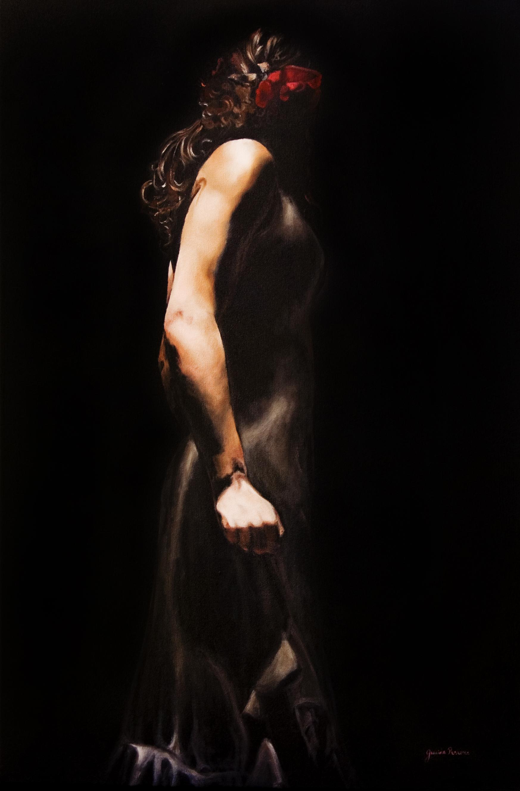 Lidia   Original oil on canvas 36'x 48'