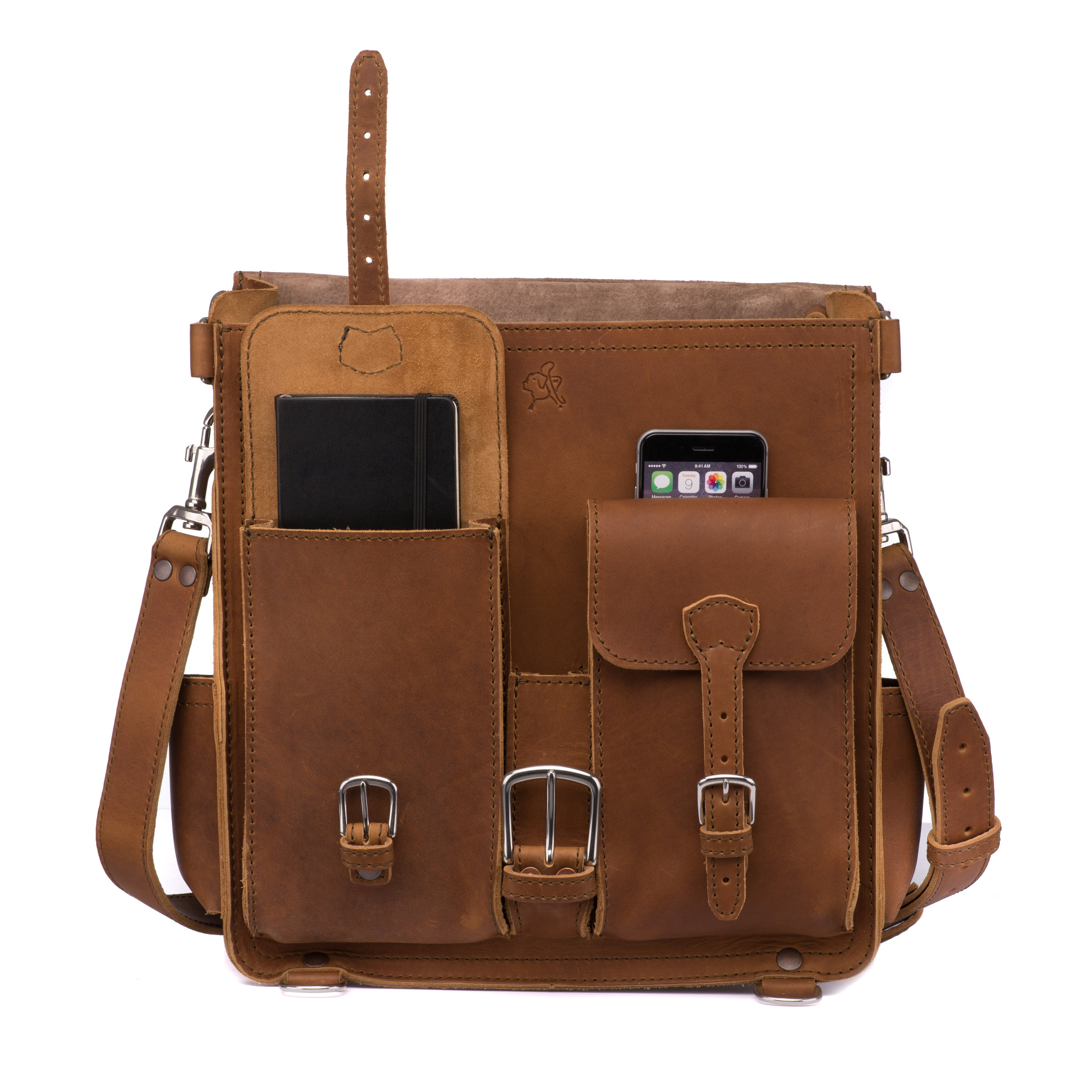Front Pocket Messenger