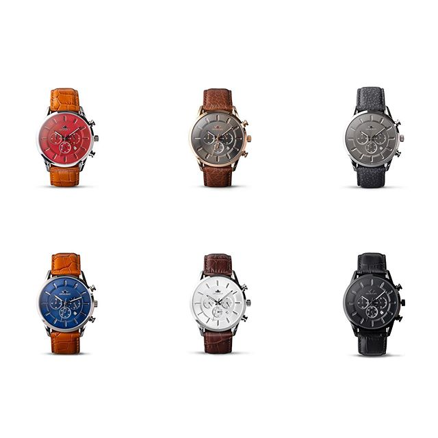 The whole lineup for Opulent watches #productphotography #imagealive #fortworthcreatives