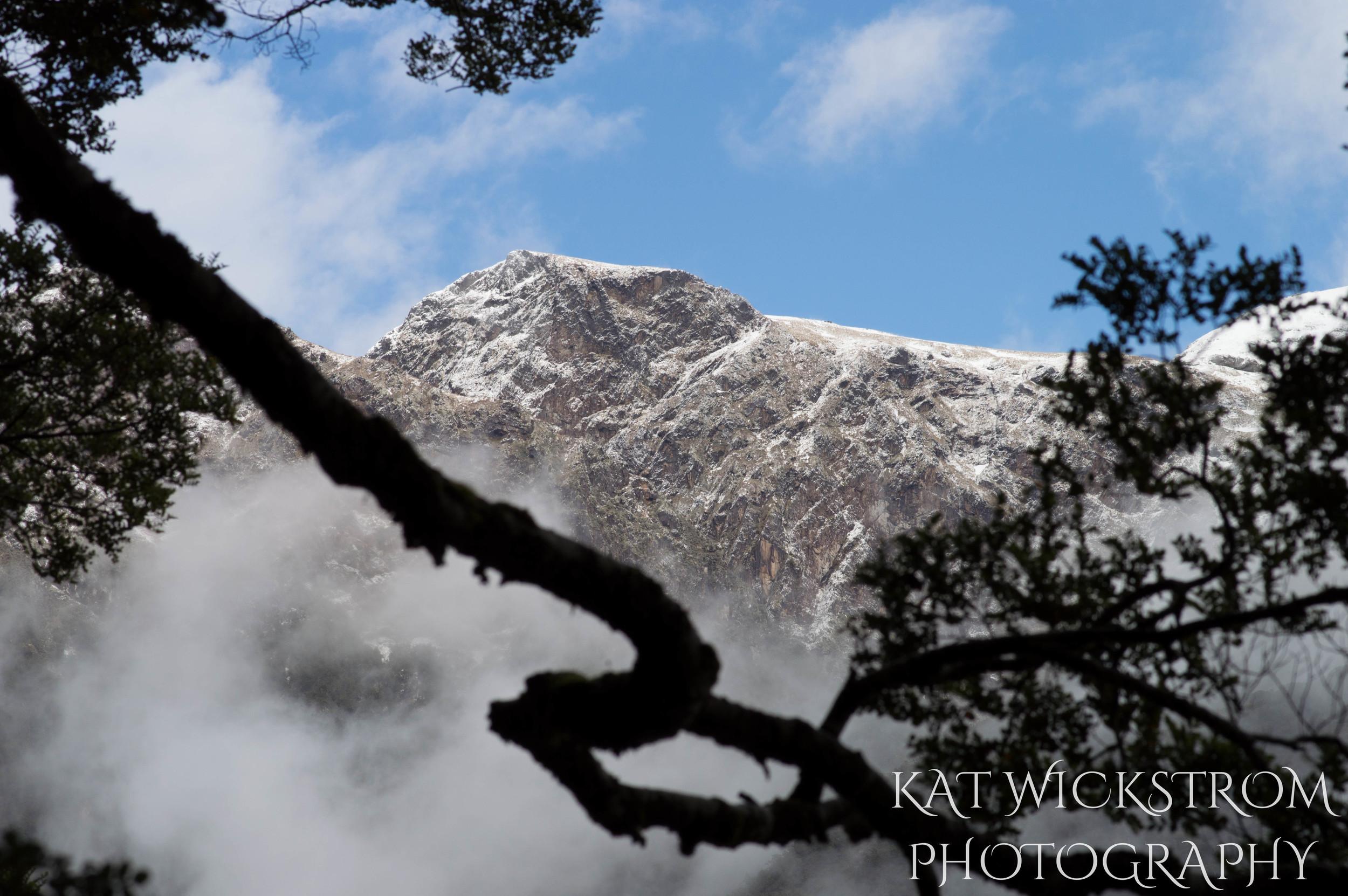New Zealand Outdoor Landscape Travel Mountain Photo