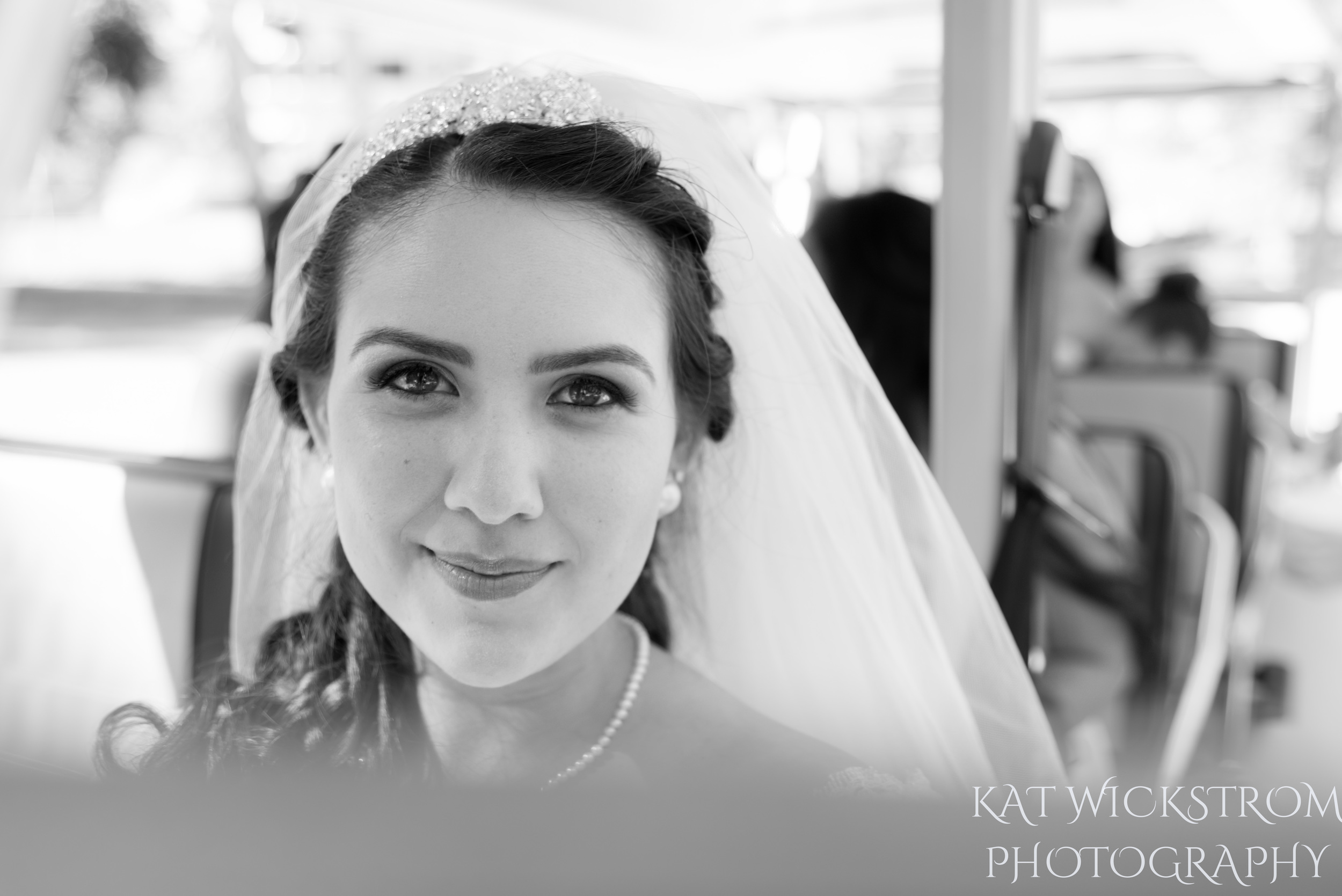 UCI Wedding Bridal Portrait