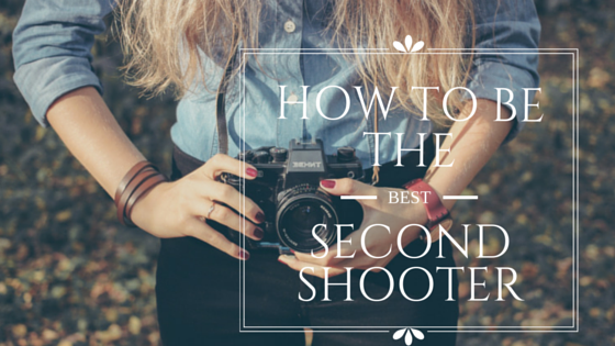 How to be the best second shooter for wedding photographers