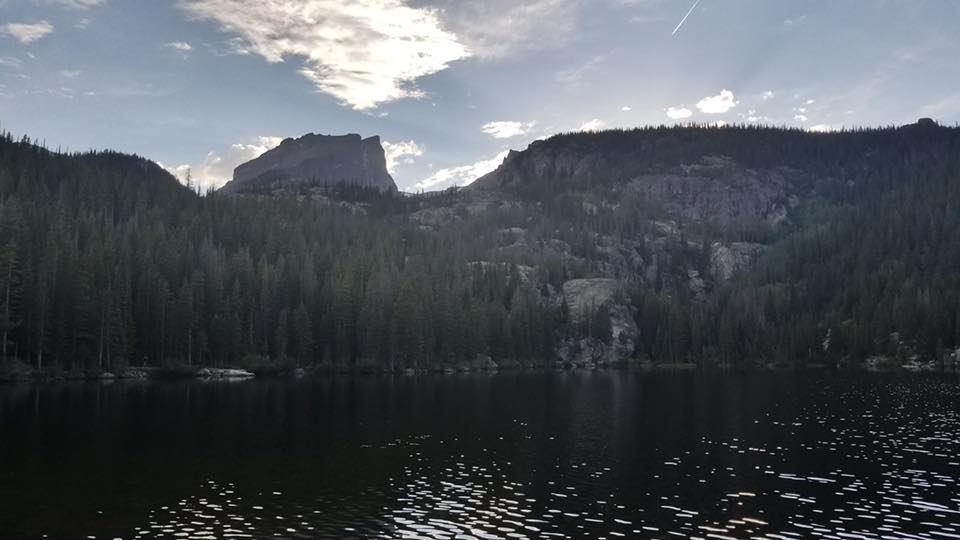 Bear Lake in RMNP - Taken by Josh