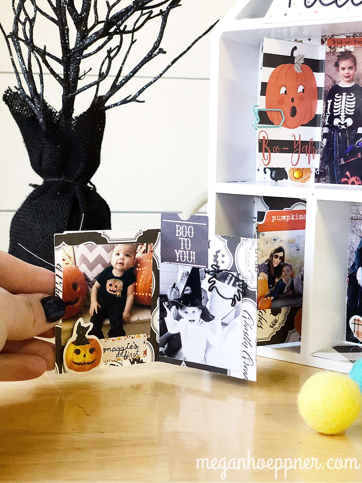 Simple Stories Halloween paper