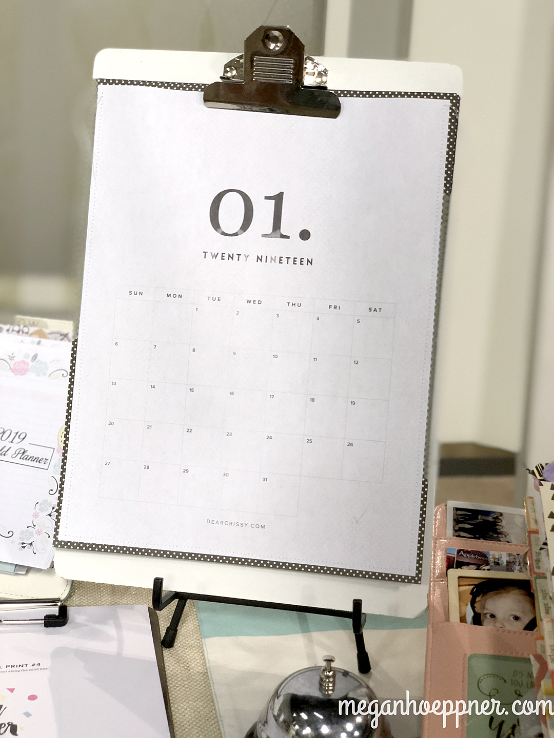 free 2019 calendar download
