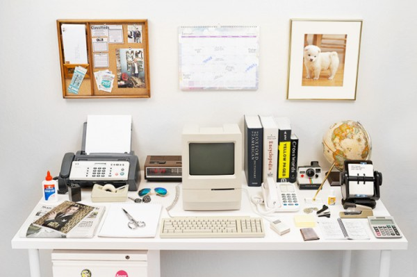 Desk from the 1980's