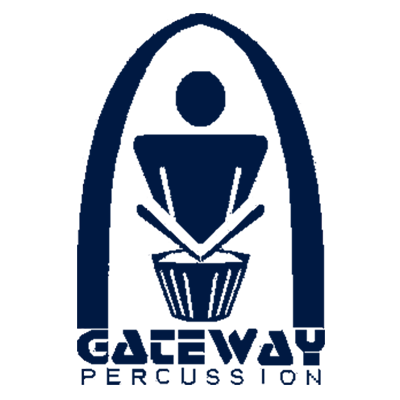 Gateway Percussion's first logo