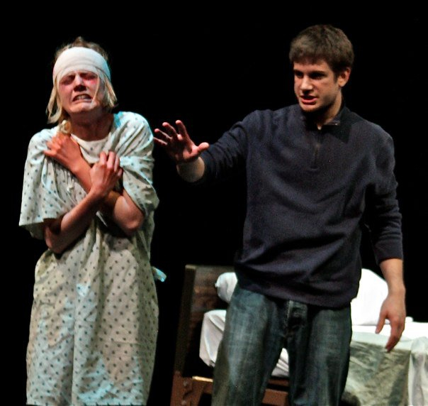 As Beth in A Lie of the Mind at Northwestern University