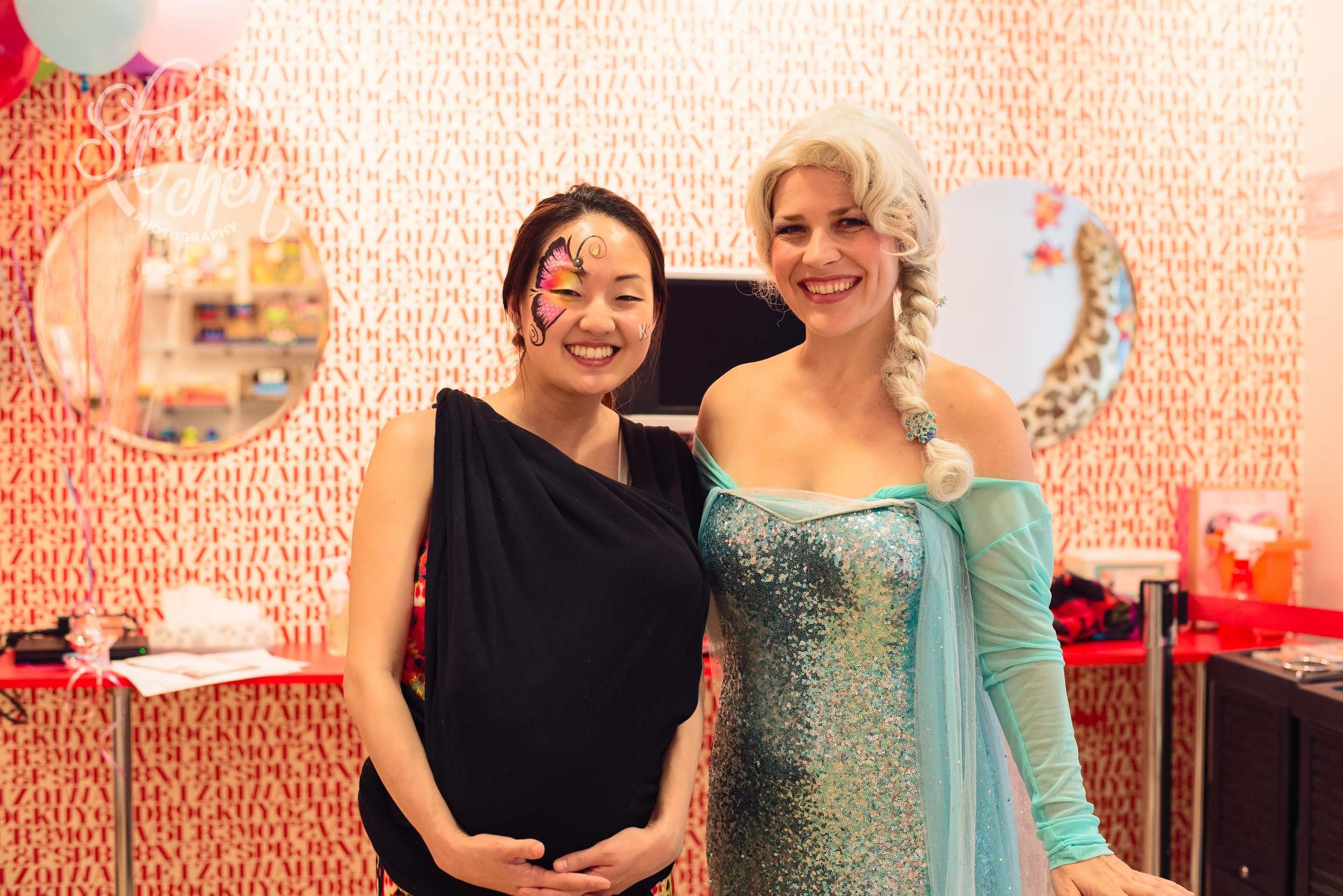 Jenny and Elsa