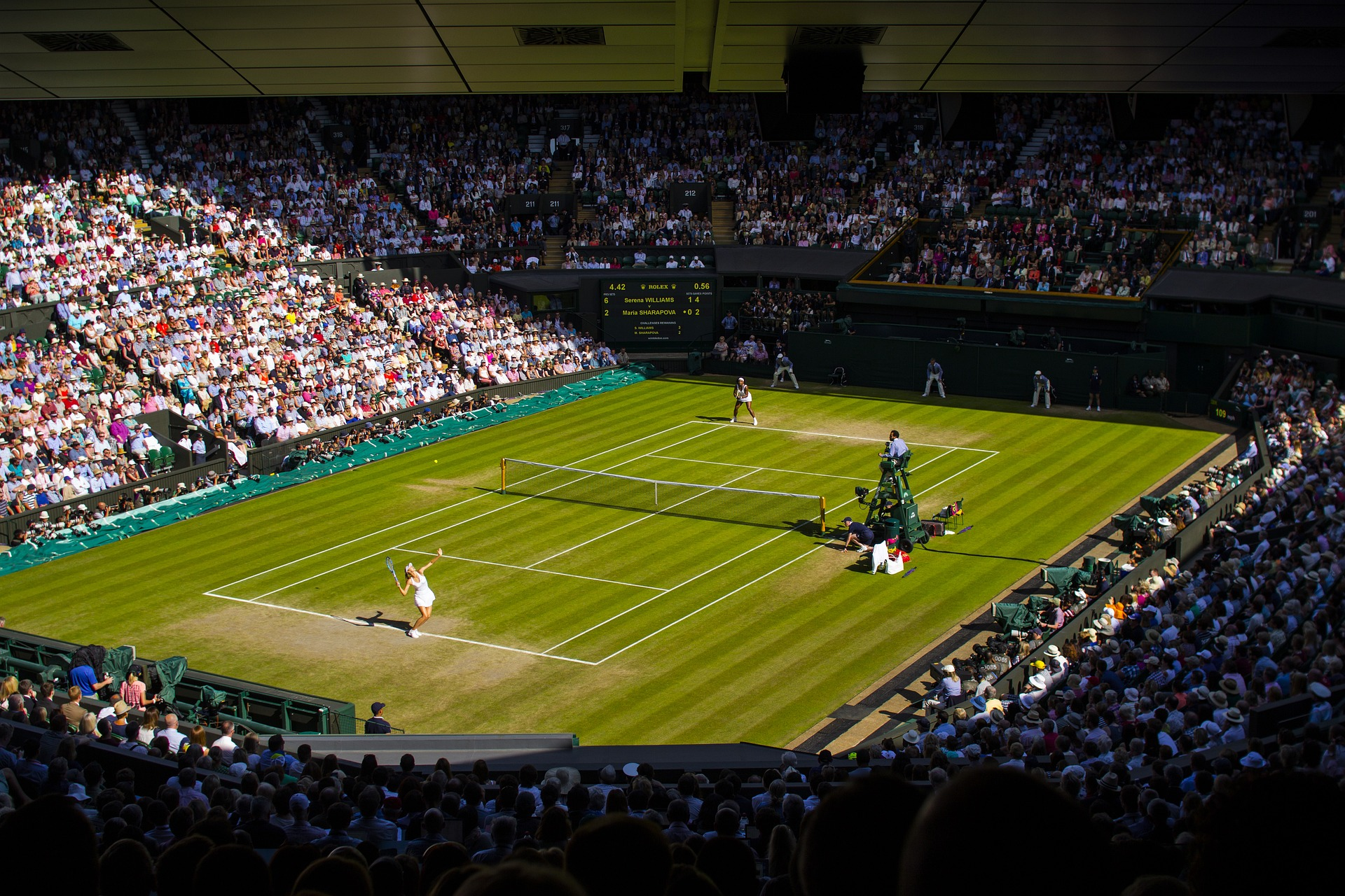 Want to know more? - Download our case study on our Wimbledon 2019 success story.