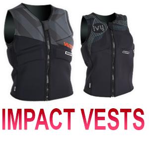 Kitesurf impact vest