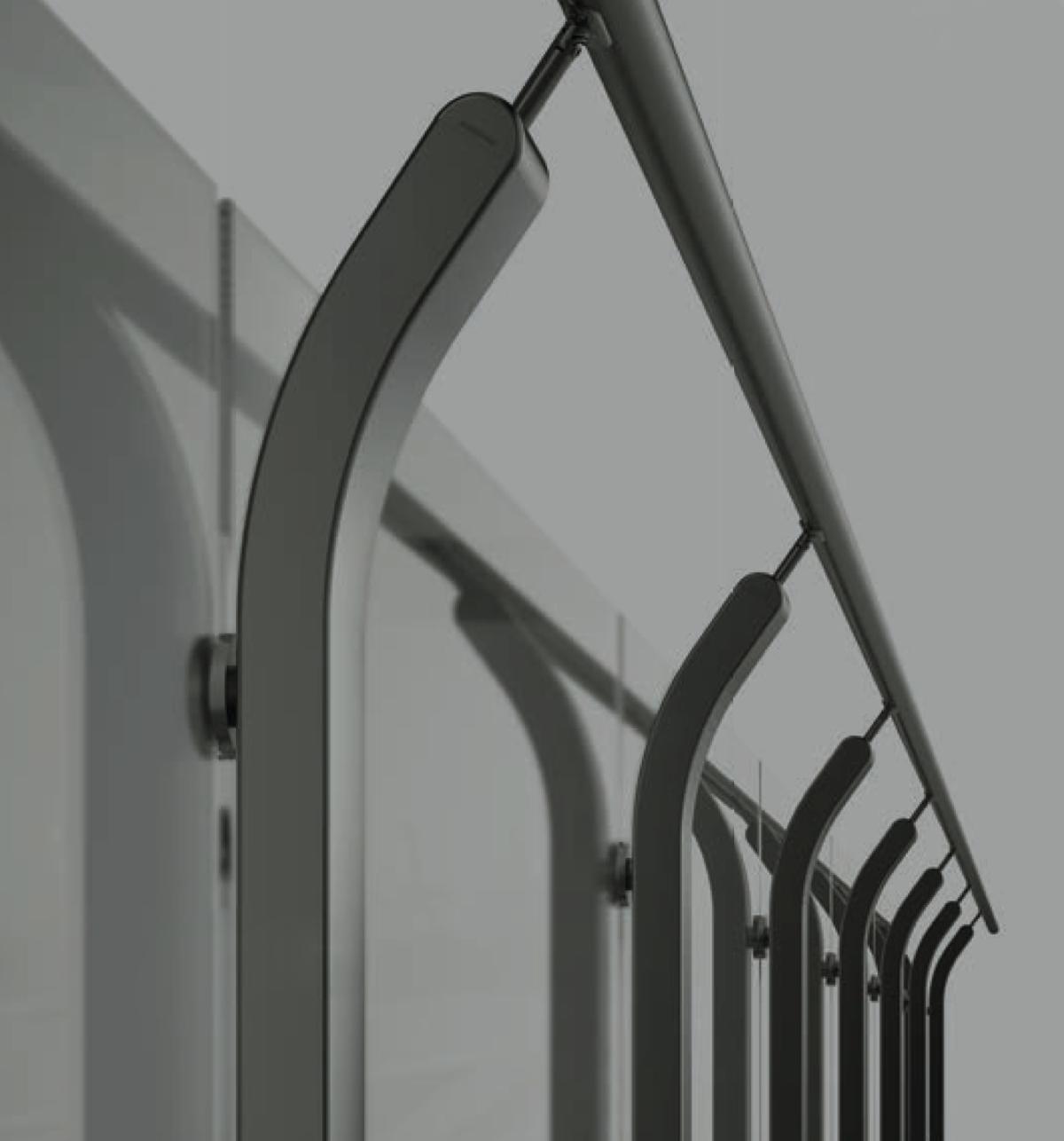 Banister - Mobirolo  - Antonio Lanzillo & Partners - 2013