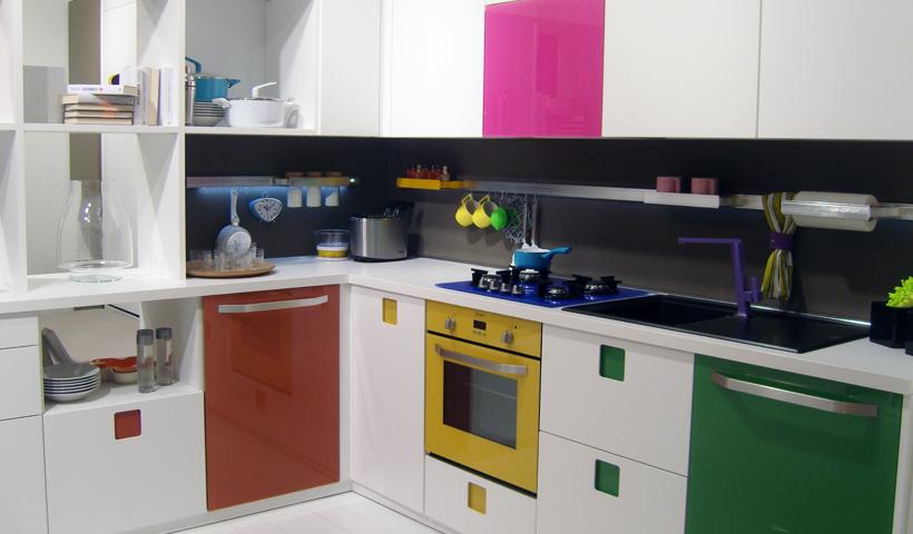 Kitchen - Kilibe - Lube  - Antonio Lanzillo & Partners - 2011